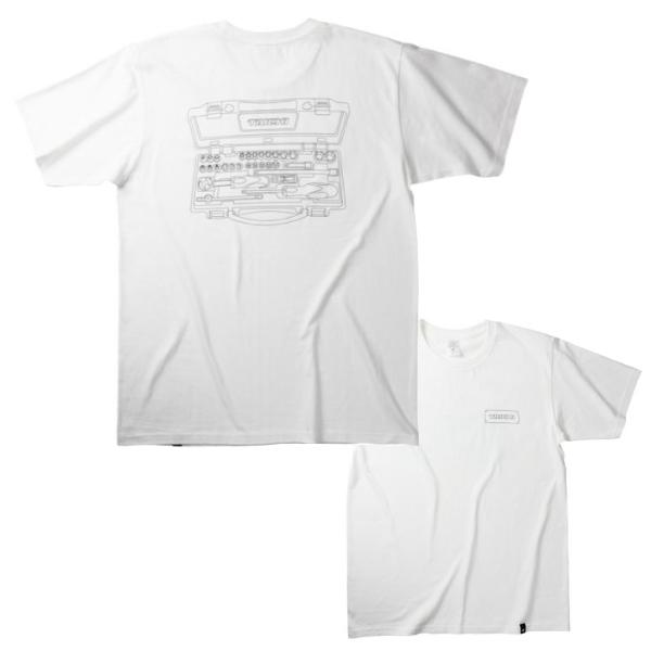 アールエスタイチ RSU092 TOOL T-SHIRT OFF WHITE◆全2色◆
