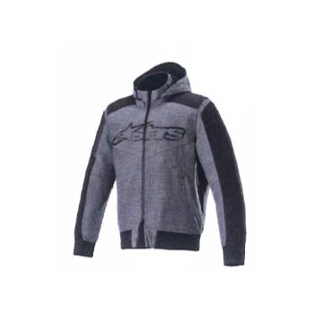 alpinestars 4200420 RHOD WINDSTOPPER HOODIE ASPHALT BLACK(9121)  ◆全2色◆