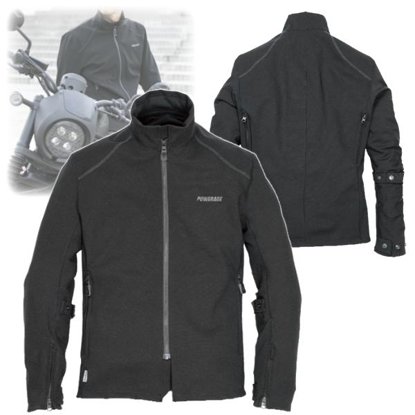 4月上旬発売予定 PJ-21107コーデュラトラックライダース ブラック◆全3色◆