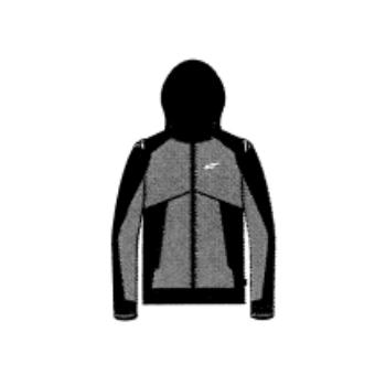 alpinestars 4200621 SEKOR MESH HOODIE BLACK GRAY(106) ◆全2色◆