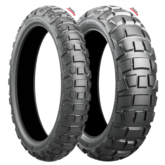 BRIDGESTONE BATTLAX ADVENTURECROSS  AX41 4.60-17 62P MCS1460