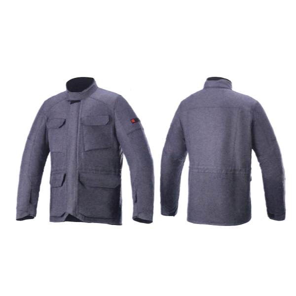 3208721 MAVERICK WATERPROOF JACKET TAR GRAY(9600) ◆全2色◆