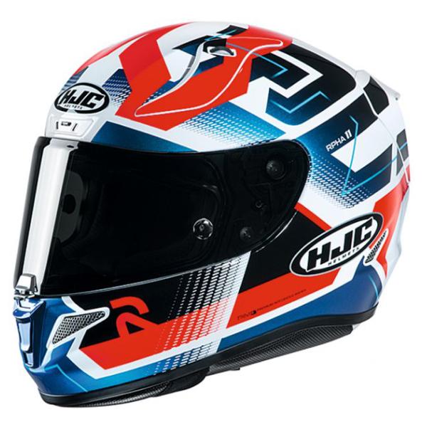 HJC HJH184 RPHA11 【ネクタス】 BLUE/RED フルフェイスヘルメット