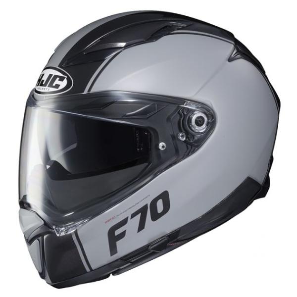 HJC HJH194 F70 【マーゴ】 GRAY/BLACK フルフェイスヘルメット
