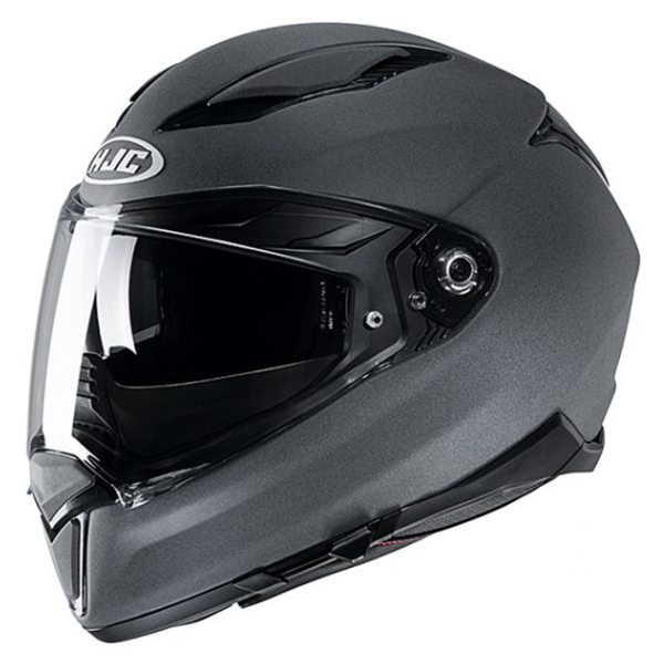 HJC HJH205 F70 [ソリッド] STONE GRAY フルフェイスヘルメット