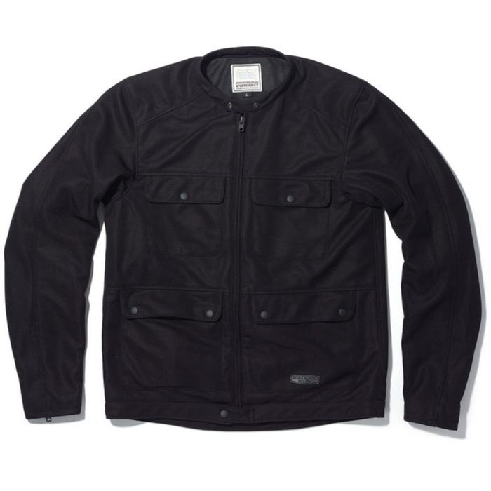 KADOYA 6261 メッシュジャケット ACRO ブラック ブラック◆全4色◆