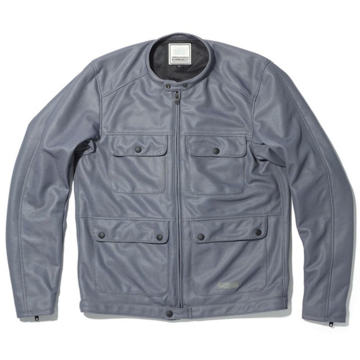 KADOYA 4月下旬発売予定 6261 メッシュジャケット ACRO グレー グレー◆全4色◆