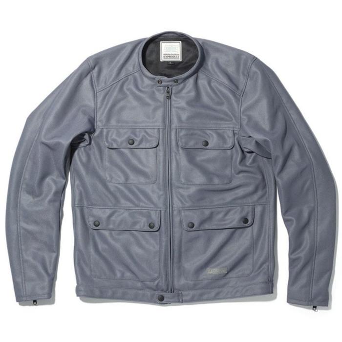 KADOYA 6261 メッシュジャケット ACRO グレー グレー◆全4色◆