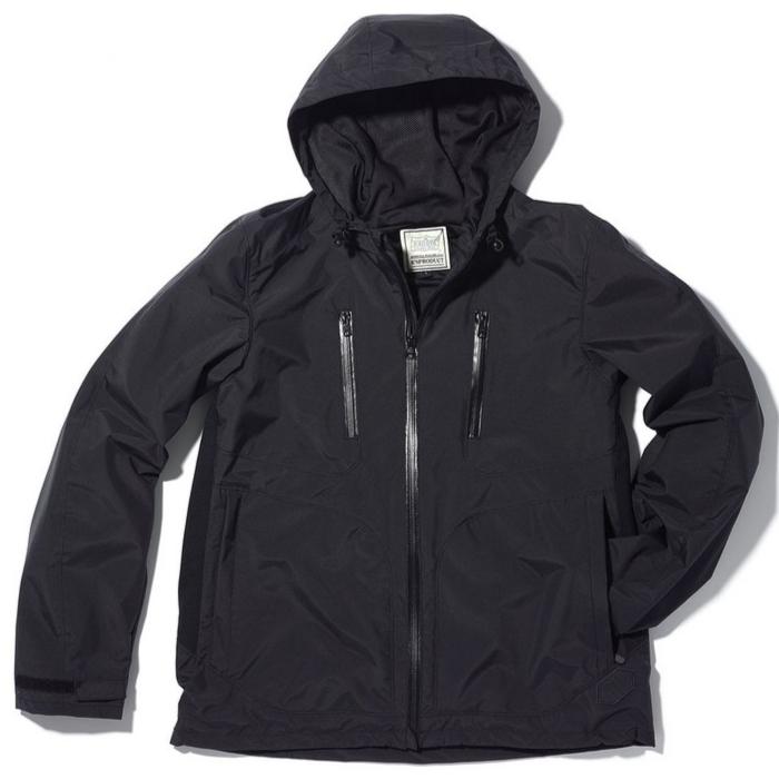KADOYA 6576 フードジャケット ASTRO PARKA  ブラック◆全3色◆