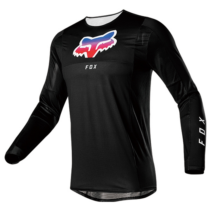 FOX RACING 24859-001 FOX エアーライン ピラー ジャージ(ブラック)