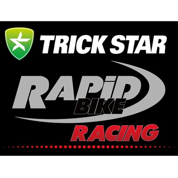 TRICK STAR Ninja ZX-25R ラピッドバイク Racing TRICKSTAR ver. フルセット