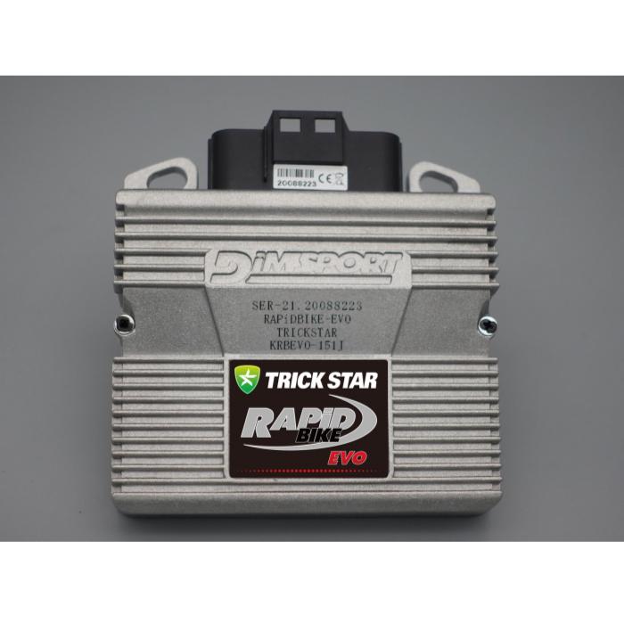 TRICK STAR Ninja ZX-25R ラピッドバイク EVO TRICKSTAR ver. 基本セット