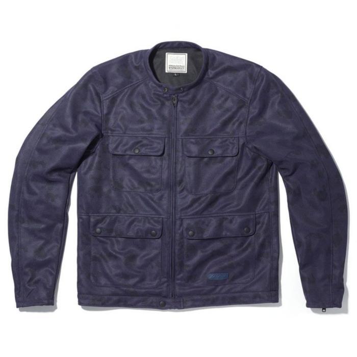 KADOYA 6261 メッシュジャケット ACRO / CAMO ネイビー/カモ ネイビー/カモ◆全4色◆