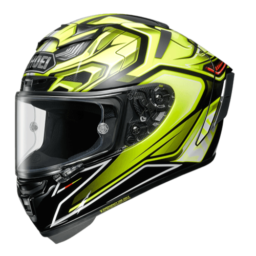 SHOEI ヘルメット X-Fourteen AERODYNE エックス-フォーティーン エアロダイン