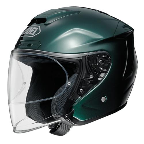 SHOEI ヘルメット J-FORCE IV ジェイ-フォース フォー ブリティッシュグリーン