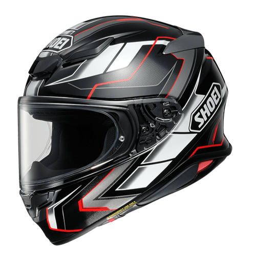 SHOEI ヘルメット Z-8 PROLOGUE [ゼットエイト] プロローグ BLACK/WHITE(TC-5)