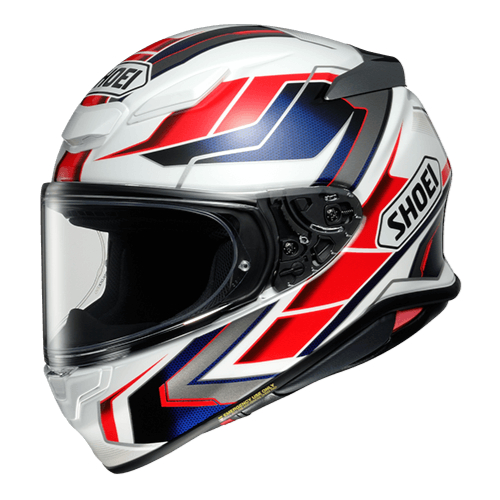 SHOEI ヘルメット Z-8 PROLOGUE [ゼットエイト] プロローグ WHITE/BLUE(TC-10)
