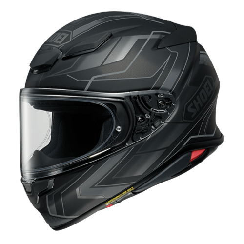 SHOEI ヘルメット Z-8 PROLOGUE [ゼットエイト] プロローグ BLACK/BLACK マットカラー(TC-11)