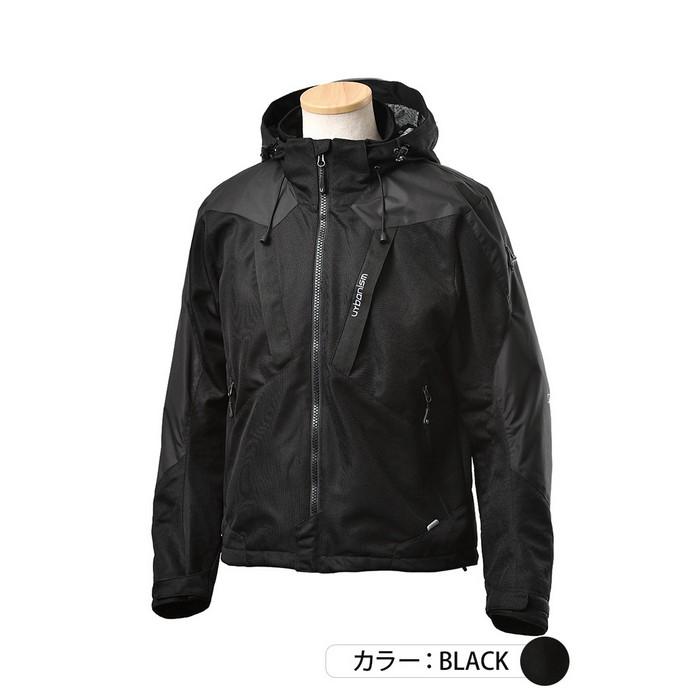 J-AMBLE UNJ-094 メッシュベントジャケット ブラック◆全3色◆