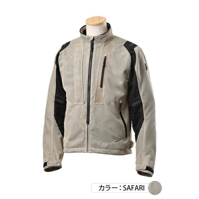 J-AMBLE UNJ-089 ライドメッシュジャケット サファリ◆全3色◆