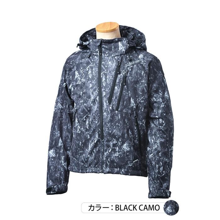 J-AMBLE UNJ-091 フードメッシュジャケット ブラックカモ◆全5色◆
