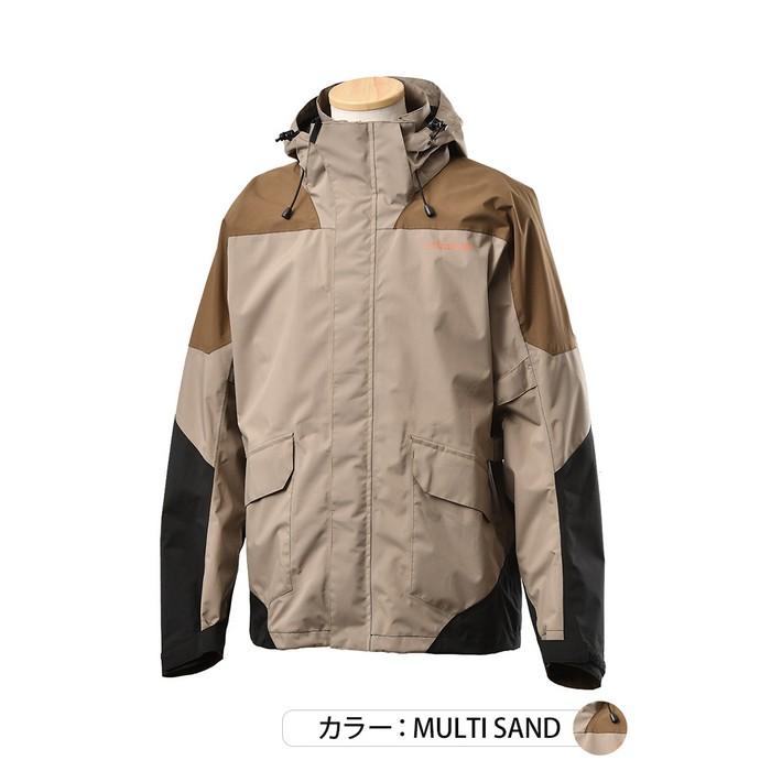 J-AMBLE UNJ-096 アーバンストレッチウォータープルーフジャケット マルチサンド◆全3色◆