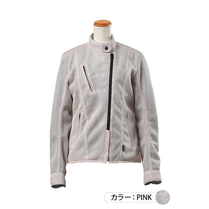 ROJ-99 プレシャスライダースメッシュジャケット ピンク◆全2色◆
