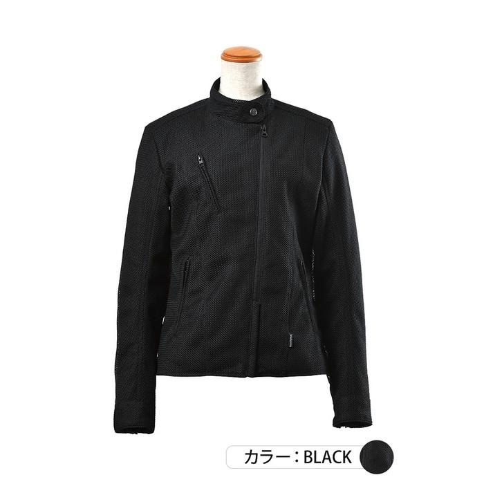 J-AMBLE ROJ-99 プレシャスライダースメッシュジャケット ブラック◆全2色◆