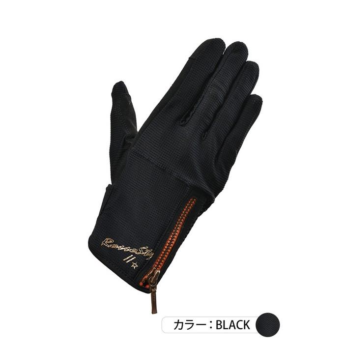 J-AMBLE RSG-321 ミリタリーメッシュグローブ ブラック◆全5色◆