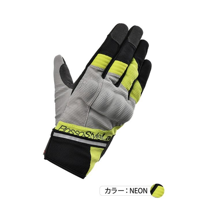J-AMBLE RSG-322 プロテクトアクティブメッシュグローブ ネオン◆全4色◆