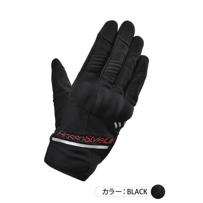 J-AMBLE RSG-322 プロテクトアクティブメッシュグローブ ブラック◆全4色◆