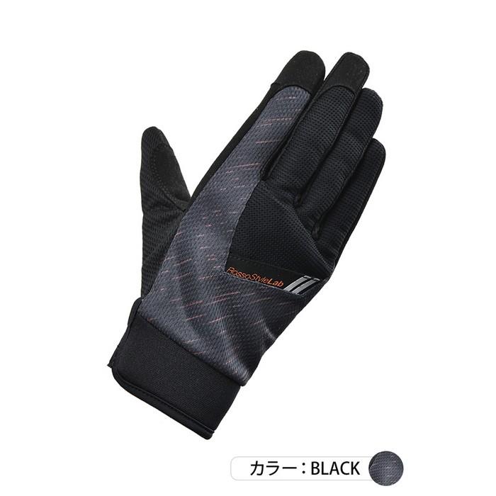 J-AMBLE RSG-324 サマーメッシュグローブ ブラック◆全3色◆