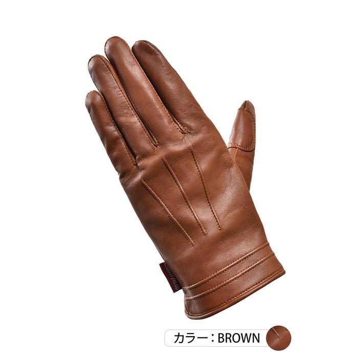 J-AMBLE RSG-326 オールシーズンレザーグローブ ブラウン◆全4色◆