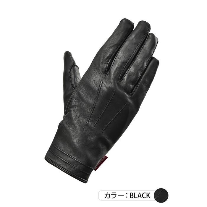 J-AMBLE RSG-326 オールシーズンレザーグローブ ブラック◆全4色◆