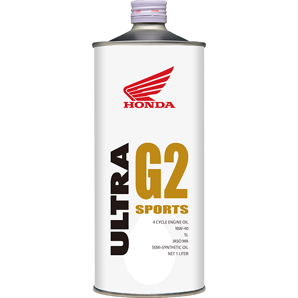 HONDA ウルトラG2 4サイクルオイル 10W-40  1L