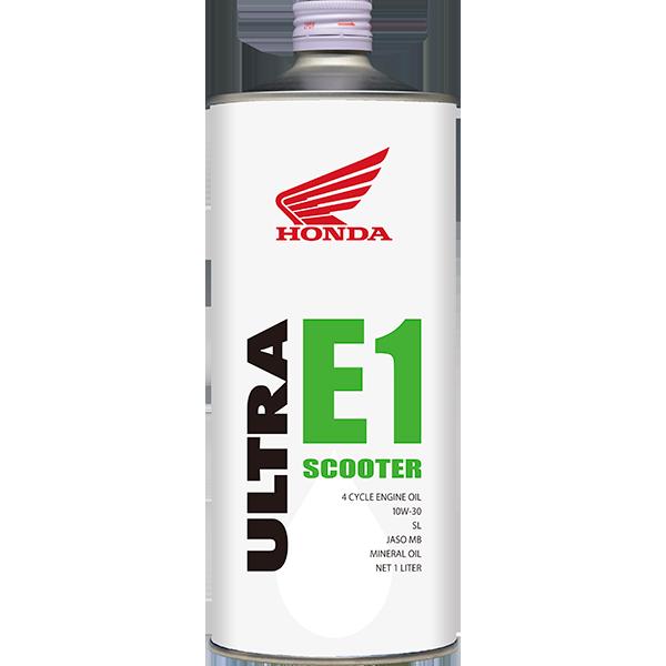 HONDA ウルトラE1 4サイクルオイル 10W-30  1L