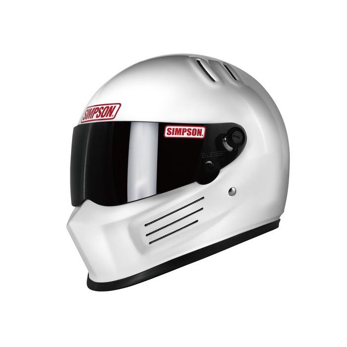 SIMPSON 【お取り寄せ】 BANDIT Pro フルフェイスヘルメット ホワイト