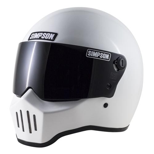 SIMPSON 【お取り寄せ】RX1 フルフェイスヘルメット ホワイト