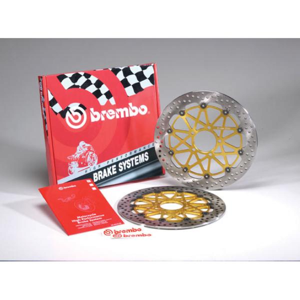 BREMBO DIA330 ブレーキディスクキット CBR1000RR-R用 スーパースポーツディスク
