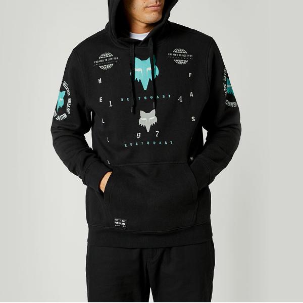 FOX RACING 26957 フーディーモーラー ブラック◆全2色◆