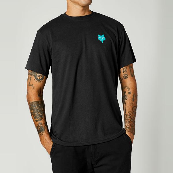 FOX RACING 26959 S/S Tシャツモーラー ブラック◆全2色◆
