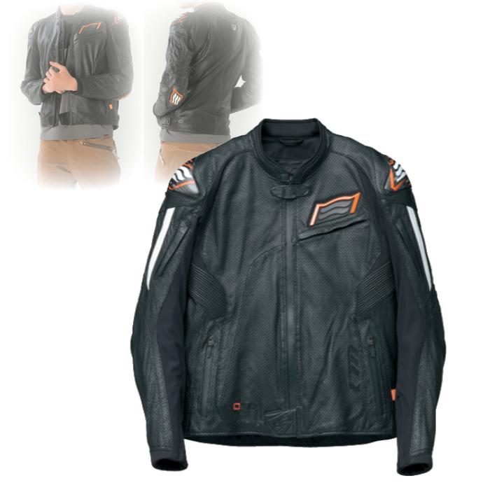HYOD PRODUCTS HSL107SPD DEVAC SP D3O ST-Xレザージャケット BLACK◆全4色◆