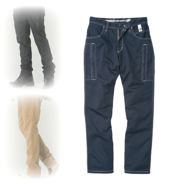 HYOD PRODUCTS HYD518DF D3O VENT PANTS NAVY◆全4色◆