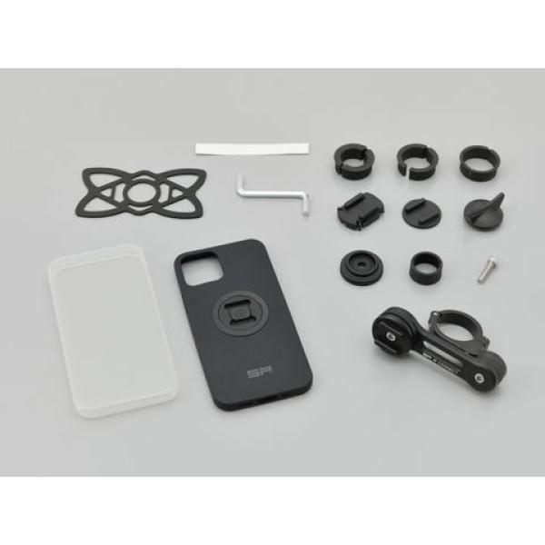 DAYTONA SP Connect マウントケースセット MOTO BUNDLE モトバンドル iPhone 12/12 Pro