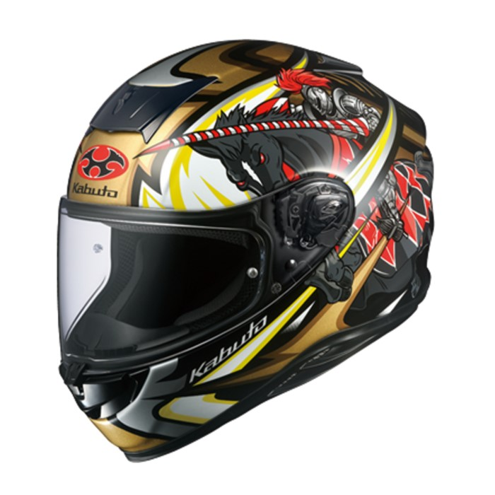 OGK kabuto AEROBLADE-5  KNIGH【 エアロブレード5 ナイト】 フルフェイスヘルメット