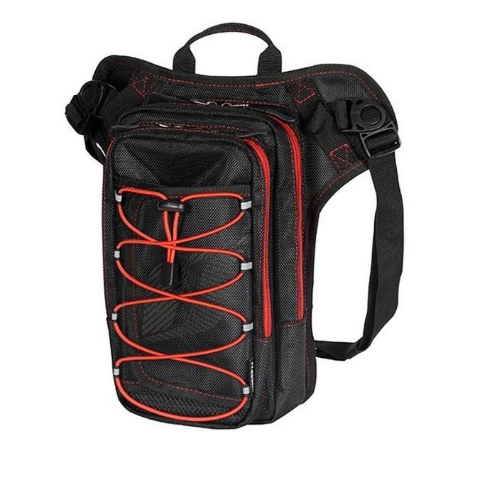 FB-852 Various Holster Bag / バリアスホルスターバッグ  ブラック&レッド◆全4色◆
