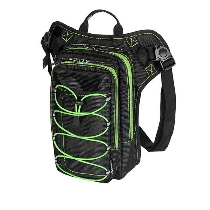 FB-852 Various Holster Bag / バリアスホルスターバッグ  ブラック&グリーン◆全4色◆