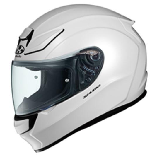 OGK kabuto SHUMA【シューマ】フルフェイスヘルメット パールホワイト