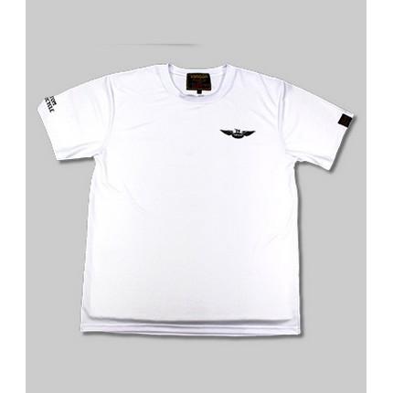 VANSON VS21806S メッシュTシャツ ホワイト/ブラック ◆全3色◆