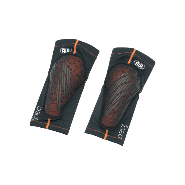 HYOD PRODUCTS STV017D  D3O AIR KNEE PROTECTOR BK/OR  ◆全2色◆